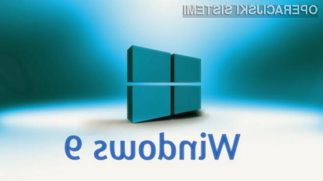 Microsoft naj bi z razvojem operacijskega sistema Windows 9 hitel zaradi polomije s sistemoma Windows 8 in 8.1.