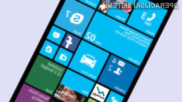 Windows Phone 8.1 bo vsem uporabnikom mobilnikov Windows Phone na voljo za prenos že spomladi!