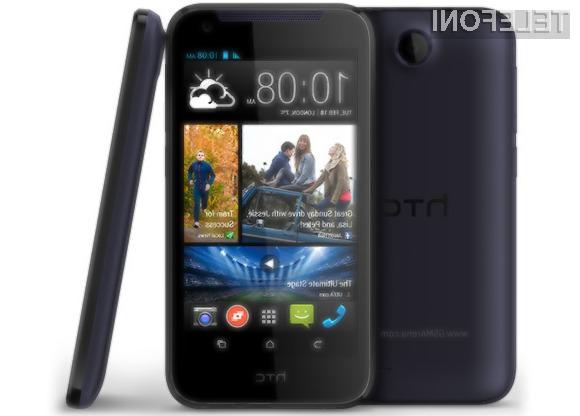 Mobilnik HTC Desire 310 bo kljub relativno nizki maloprodajni ceni kos tudi nekoliko zahtevnejšim nalogam.