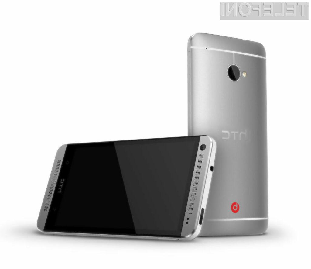 HTC je dobil prestižno nagrado – »iF gold product design award 2014« za svoj paradni pametni telefon HTC One.