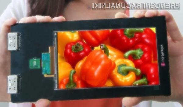 Pametni mobilni telefon LG G3 naj bi se zlahka zoperstavil izjemnim mobilnikom kot sta na primer Xperia Z2 in Galaxy S5.