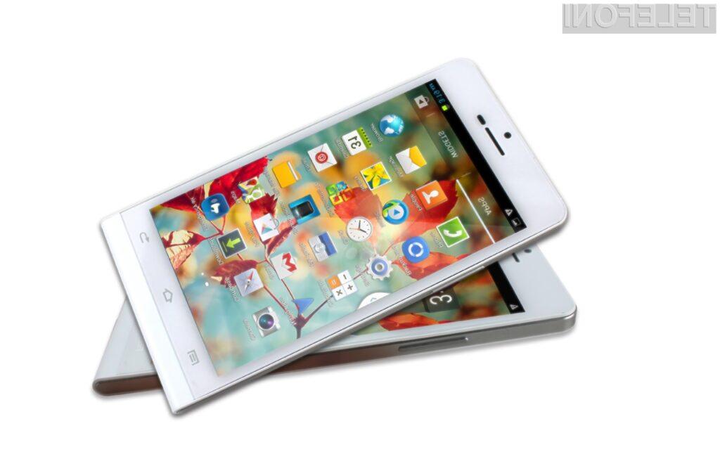 Hrvaški pametni mobilni telefon Be Smart H18 S56 je kot nalašč za mlade uporabnike storitev mobilne telefonije.