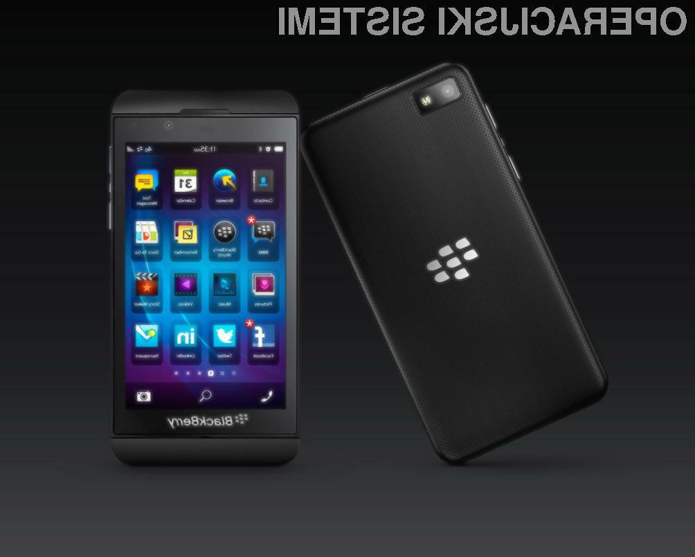 BlackBerry vstal od mrtvih?