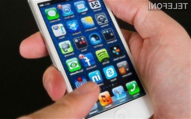 Čipovje M7 v mobilniku iPhone 5S beleži aktivnosti uporabnikov tudi ob povsem izpraznjeni bateriji naprave.