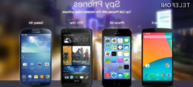 Nadziranje uporabnikov pametnih mobilnih telefonov je z vohunskim programjem mSpy otročje lahko opravilo!