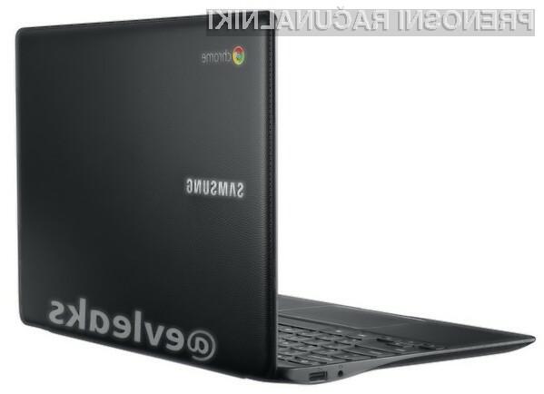 Bodo novi prenosniki Samsung Chromebook odeti v usnje?