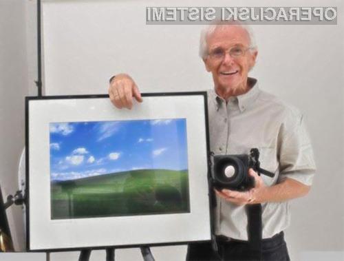 Privzeto namizje operacijskega sistema Windows XP je za mnoge najboljše namizje vseh časov!