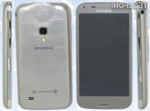 Mobilnik Samsung Galaxy Beam 2 s projektorjem in kovinskim ohišjem naj bi bil kot nalašč predvsem za poslovneže in petičneže.
