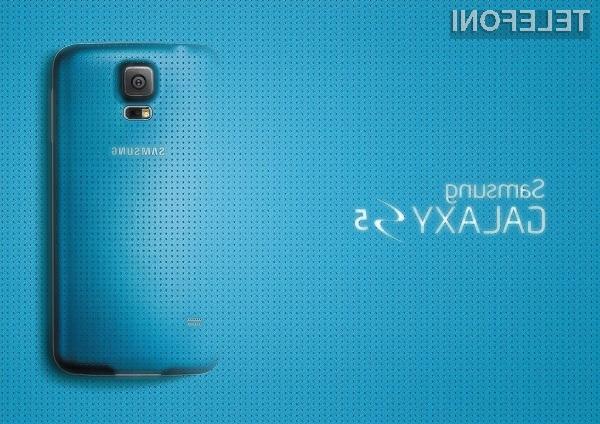 Pametni mobilni telefon Samsung Galaxy S5 bo zagotavljal zdaleč najboljšo razmerje med zmogljivostjo in avtonomijo delovanja.