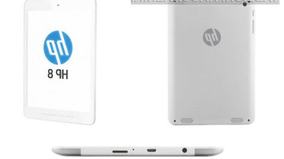 Tablični računalnik HP 8 kljub nizki ceni ponuja zadostno zmogljivost za vsakdanja opravila.