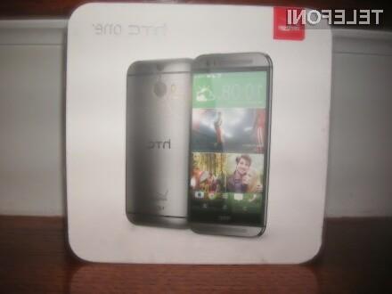 Novi HTC One je se pred uradno najavo zašel na spletno prodajalno eBay!