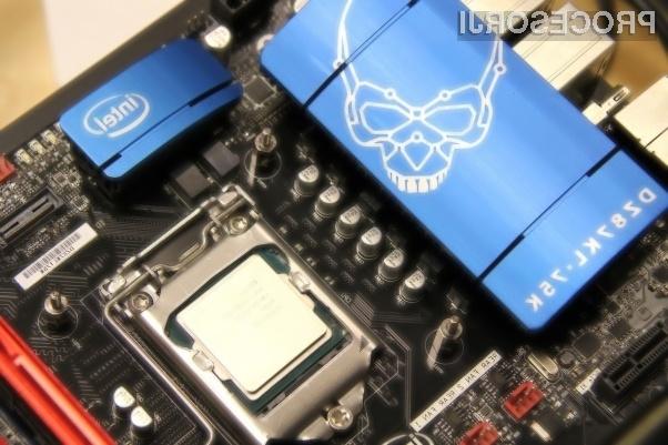 Procesorji Intel Haswell-E bodo namenjeni najzahtevnejšim uporabnikom!
