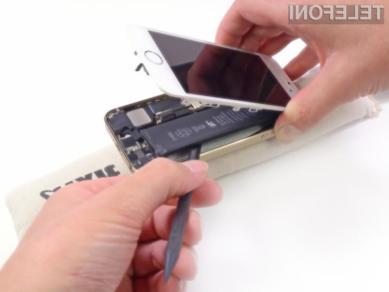 Čeprav podjetje Apple ni razkrilo podatka o številu problematičnih naprav se domneva, naj bi šlo tu za več tisoč pametnih mobilnih telefonov iPhone 5S.