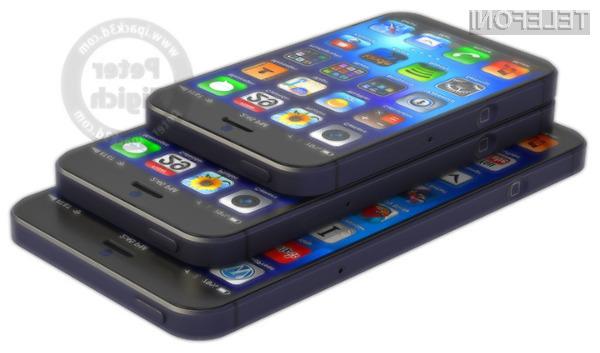 Mobilnik iPhone 6 naj bi se na račun zmogljive strojne opreme zlahka postavil po robu paradnim konjem konkurenčnih podjetij.