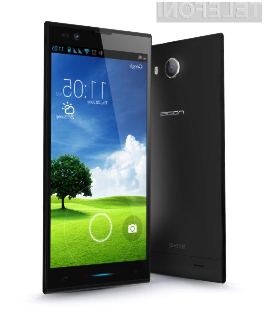 Italijansko podjetje Nodis je ponudilo v prodajo poceni, zmogljiv in eleganten pametni mobilni telefon ND-503, ki ga lahko naročimo tudi v Slovenijo.