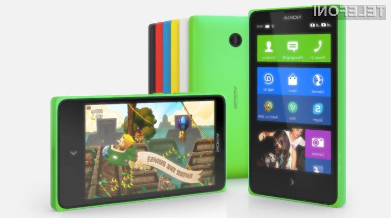 Nokia X z milijonom prednaročil v samo štirih dneh!
