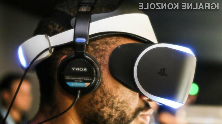 Sony Project Morpheus: Navidezna resničnost za PlayStation 4