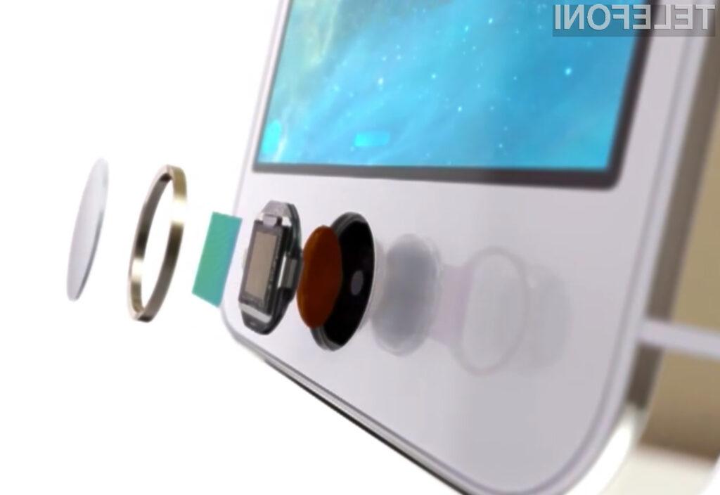 Posodobitev Applovega operacijskega sistema iOS naj bi odpravila težave z bralnikom prstnih odtisov Touch ID mobilnika iPhone 5S.