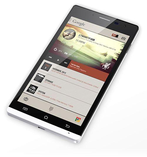 WayteQ vstopa na trg mobilnih telefonov