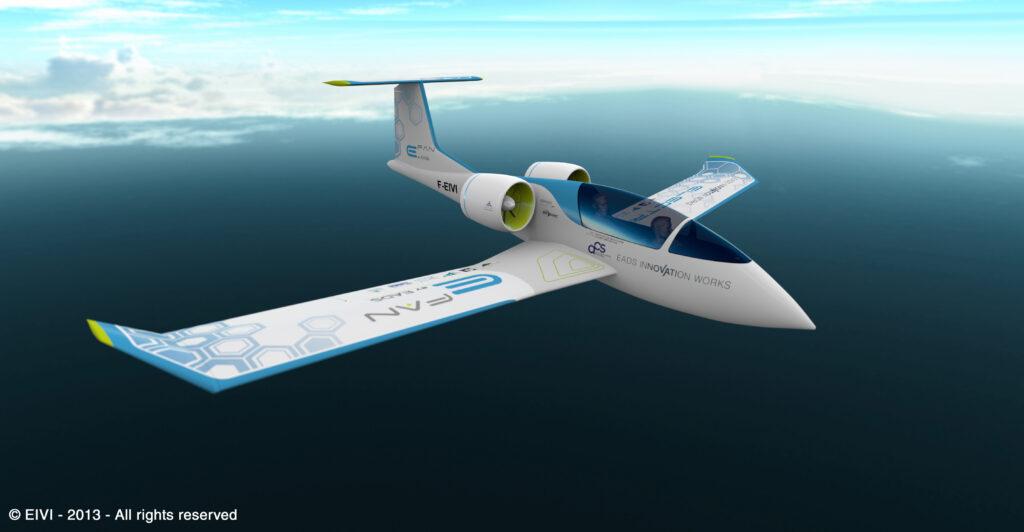 Po avtomobilih zdaj še električna letala