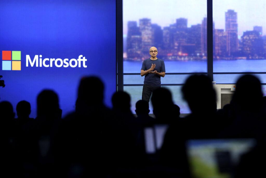 Microsoft objavil poslovne rezultate