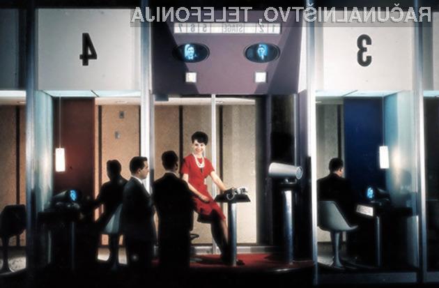Prve komercialne video klice je ameriško podjetje AT&T omogočilo že junija leta 1964.