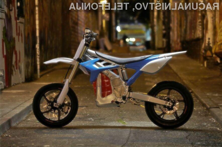 Podjetje Logos Technologies bo za ameriško vojsko še letos pripravilo zanimiv motocikel na hibridni pogon.