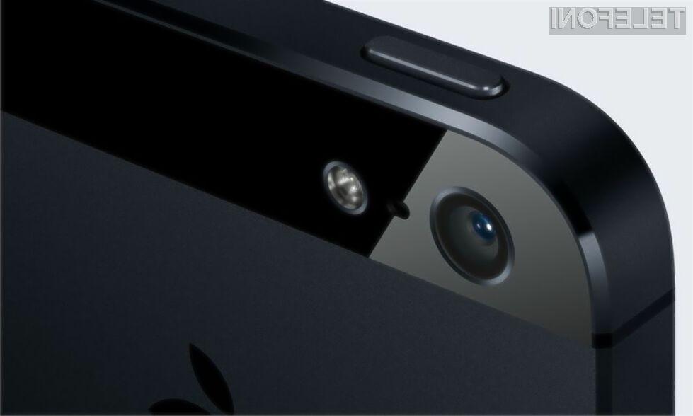 Podjetje Apple bo uporabnikom mobilnikov iPhone 5 z okvarjenim gumbom »v pripravljenosti« / »aktiven« tega brezplačno zamenjalo.
