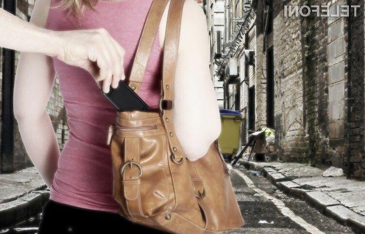Zaradi »stikala smrti« naj bi bil pametni mobilni telefon Samsung Galaxy S5 manj zanimiv za ulični kriminal!