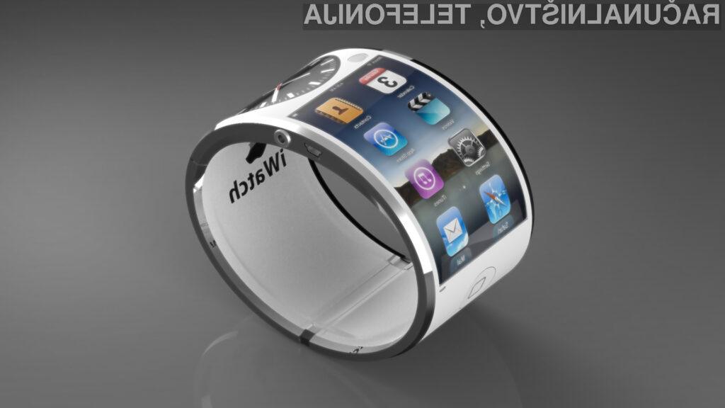 Pametna ročna ura Apple iWatch bo zaradi vgrajenih tipal kot nalašč za ljubitelje športnih aktivnosti!