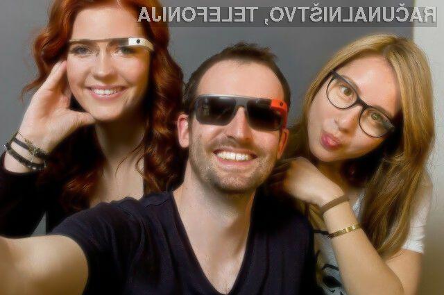 Lažna očala Google Glass so naprodaj že proti plačilu varščine v višini preračunanih 36 evrov.