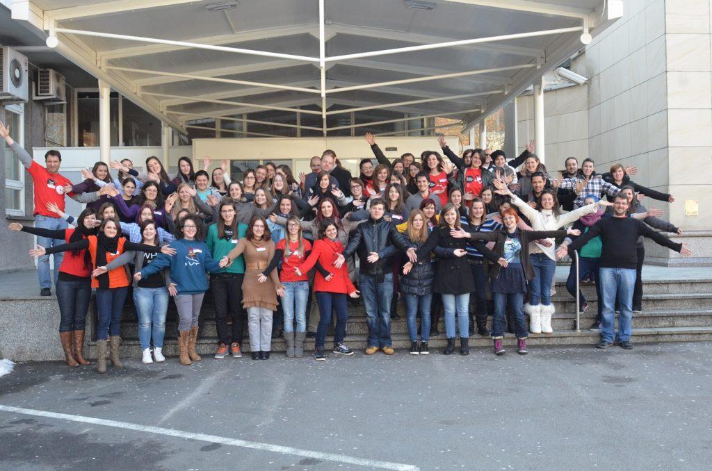 Rails Girls Ljubljana tudi letos dijakinje navdušuje za programiranje