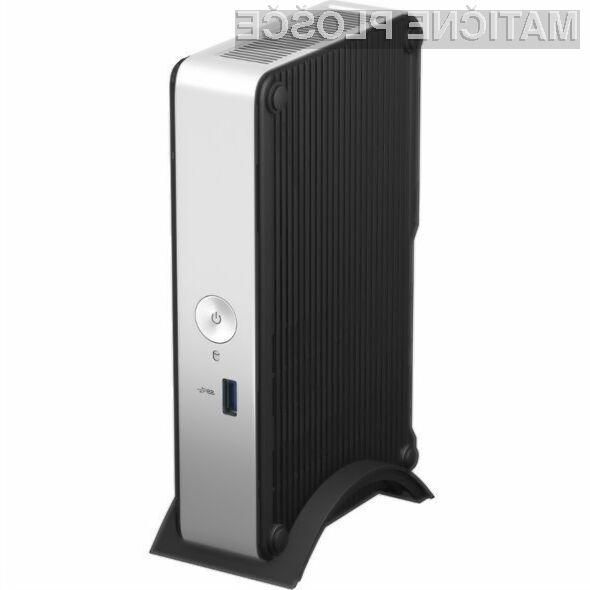 Novi osebni računalnik Intel NUC združuje kompaktnost in zmogljivost z neslišnim delovanjem!