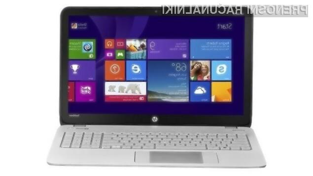 Prenosni računalnik HP Envy M6-n010dx Control Zone je povsem prilagojen delu z operacijskima sistemoma Windows 8 in Windows 8.1!