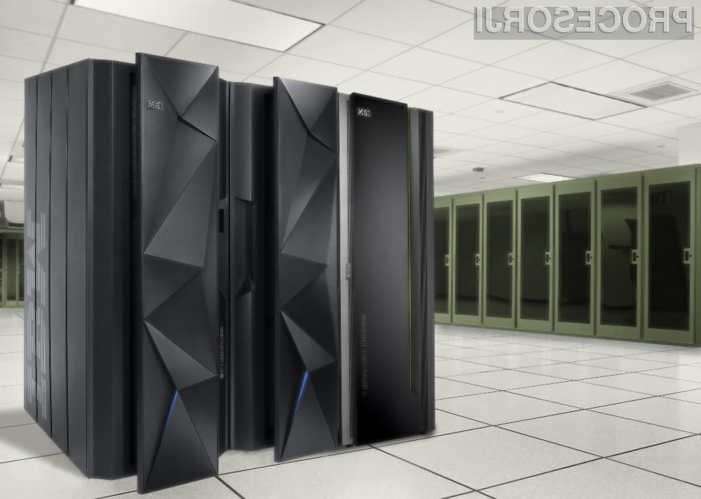 IBM-ova Mainframe rešitev za prihodnost