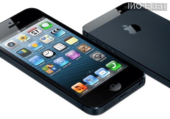 Uporabniki mobilnikov iPhone 6 bodo lahko izbirali med mobilnima operacijskima sistemoma iOS in Android!