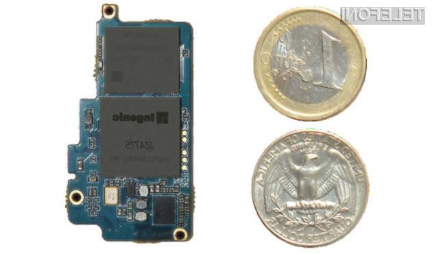 Miniaturni računalniški sistem Newton naj bi omogočil hitrejši razvoj nosljive elektronike!