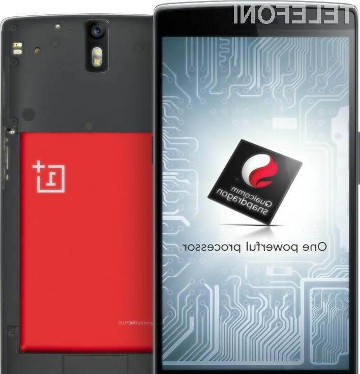 Pametni mobilni telefon OnePlus One je upravičil vsa pričakovanja!