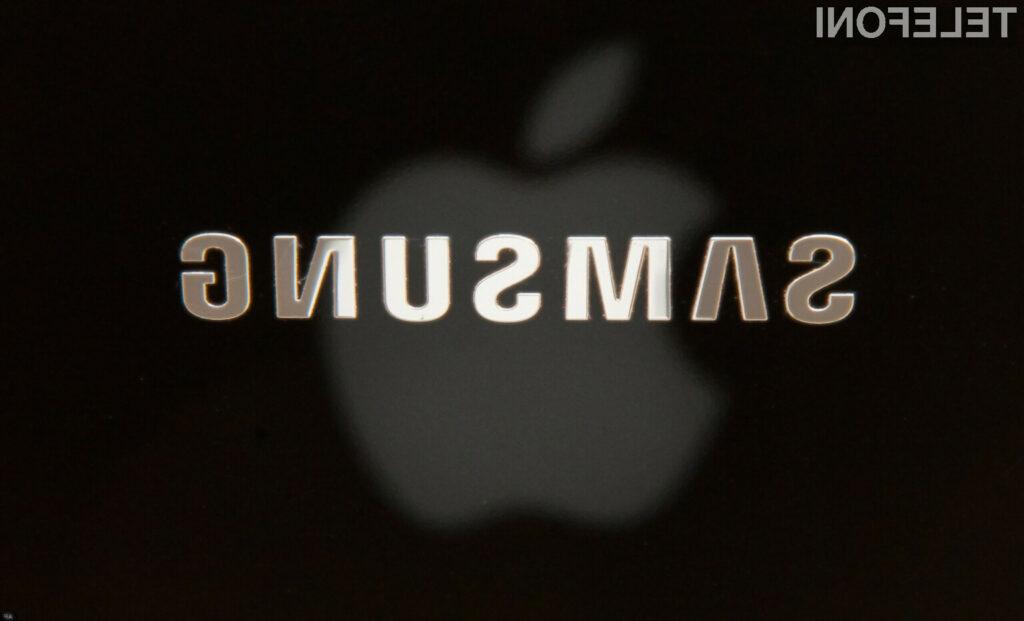 Nova tožba med Applom in Samsungom