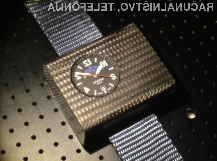 Prva atomska ročna ura bo prvim kupcem na voljo že konec novembra letošnjega leta!