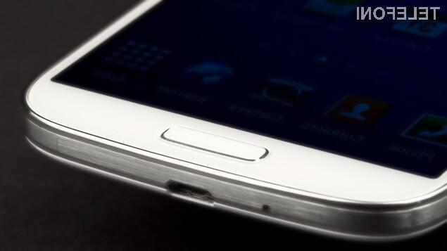 Samsung se bo moral v roku šestih mesecev povsem odpovedati uporabi fizičnega gumba »Domov«.