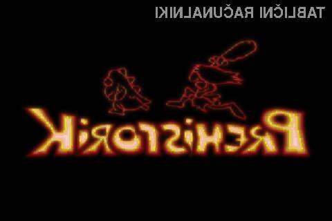 Arkadna igra Prehistorik za iOS bo takoj prevzela uporabnike Applovih mobilnih naprav.