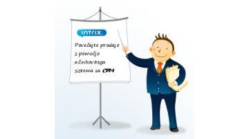 Povečajte prodajo s pomočjo učinkovitega sistema za CRM
