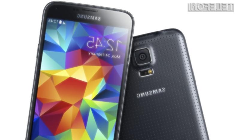 Samsung Galaxy S5 je resnično vsestransko uporaben pametni mobilni telefon.