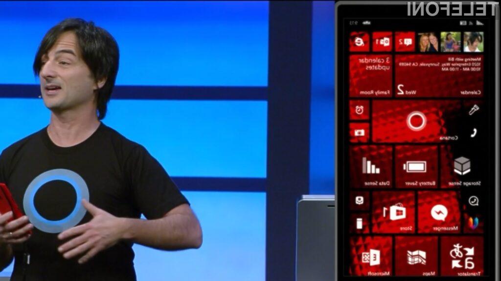 Mobilni operacijski sistem Windows Phone 8.1 se lahko brez težav kosa s konkurenčnima sistemoma Android 4.4 KitKat in iOS 7.1!