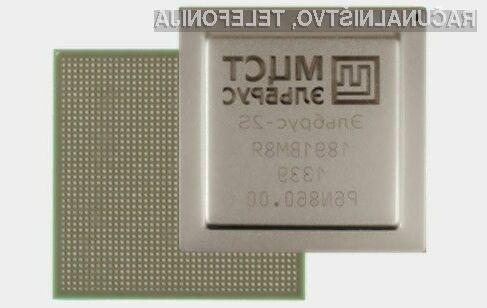 Procesorji Elbrus-4C ruskega podjetja MCST naj bi bili zlahka kos tudi najzahtevnejšim računskim operacijam.