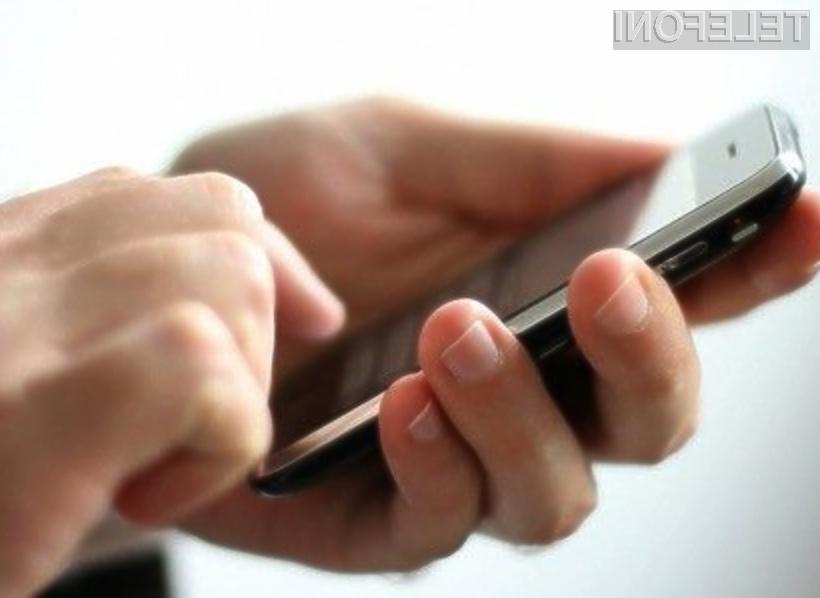 Če slučajno mislite, da zelo hitro pišete kratka sporočila SMS, ste žal v veliki zmoti.