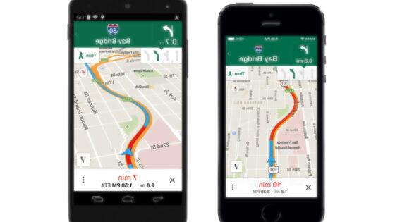 Navigacijsko storitev Google Maps lahko odslej uporabljamo tudi brez povezave v svetovni splet.