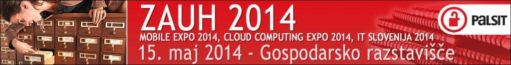 ZAUH 2014 - zajem, arhiviranje, upravljanje in hramba podatkov