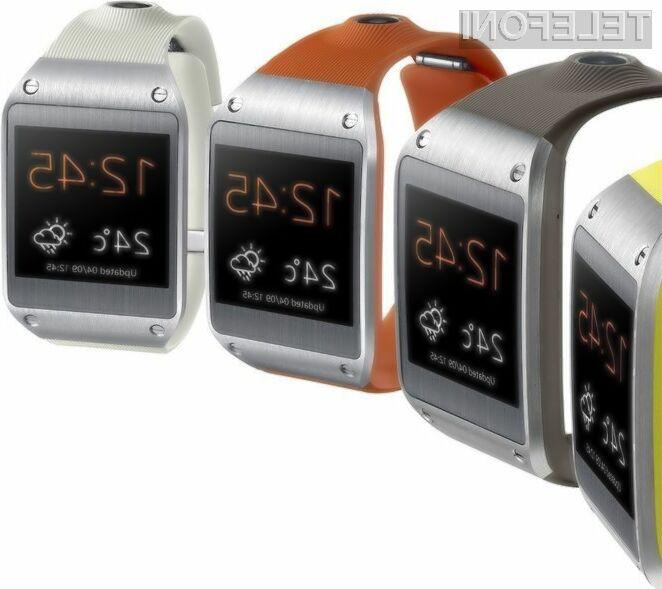 Pametna ročna ura Samsung Gear z vgrajenim mobilnikom bo po vsej verjetnosti naprodaj že poleti!